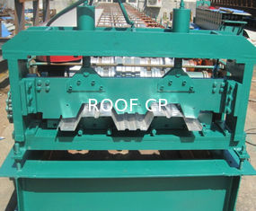 Professional Floor Decking Roll Forming Equipment